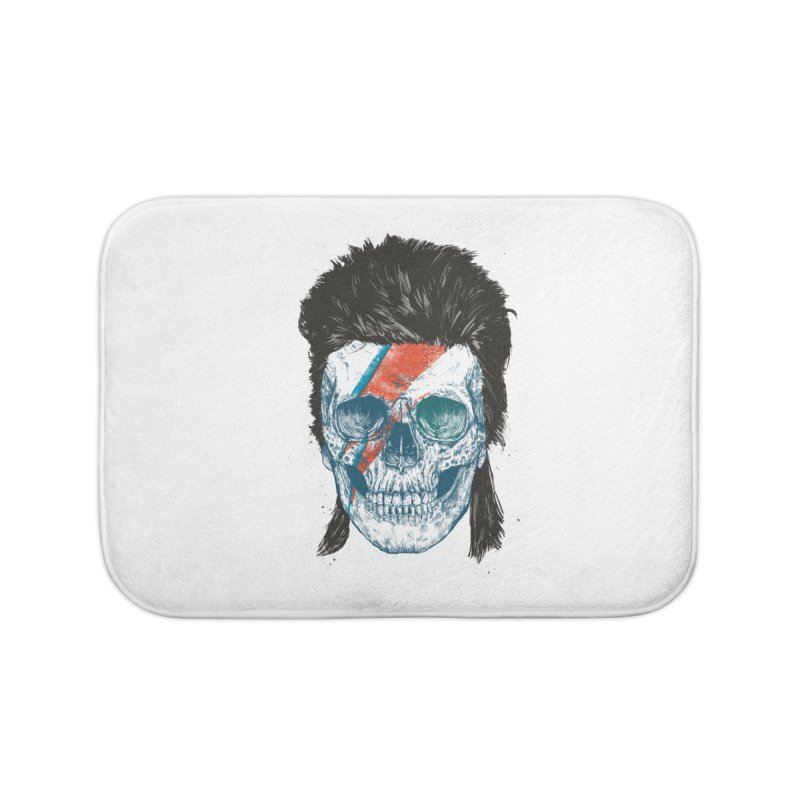 Eye of the singer Home Bath Mat by Balazs Solti