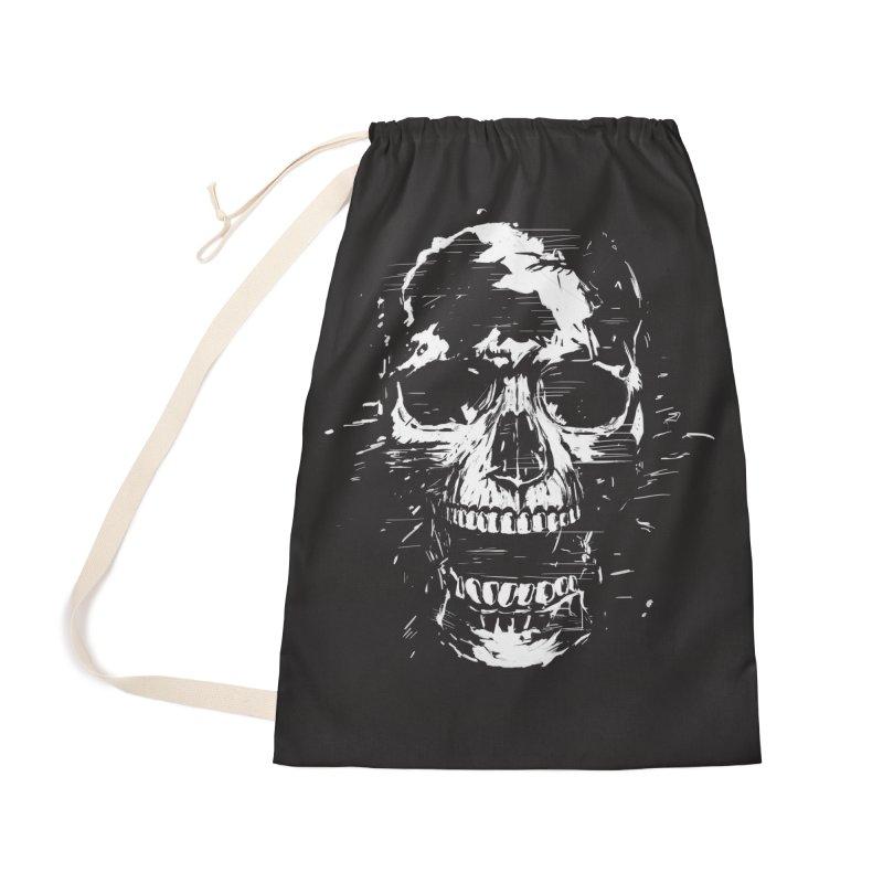 Scream Accessories Bag by Balazs Solti