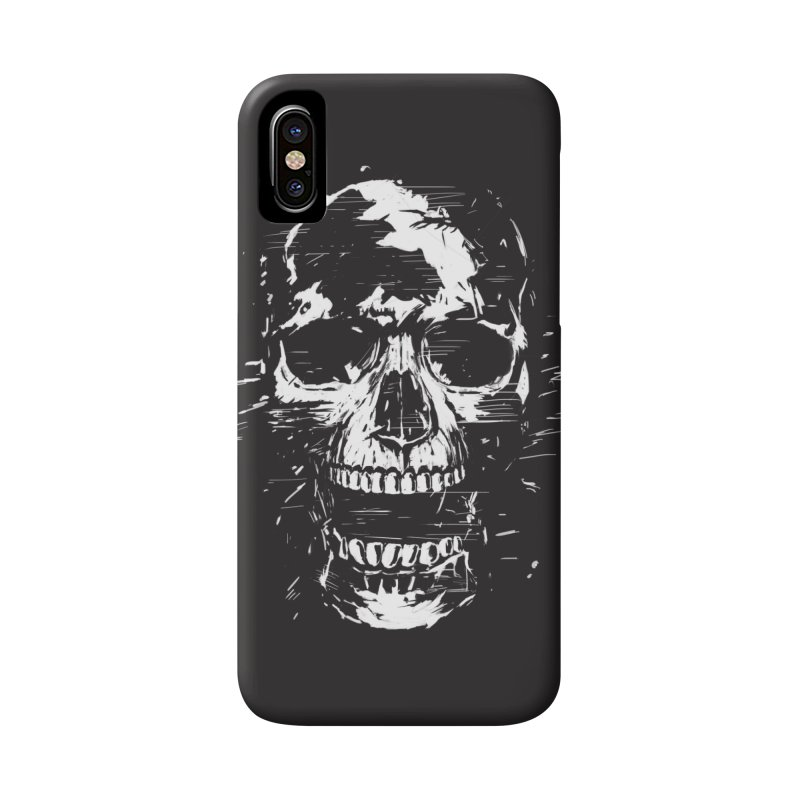 Scream Accessories Phone Case by Balazs Solti