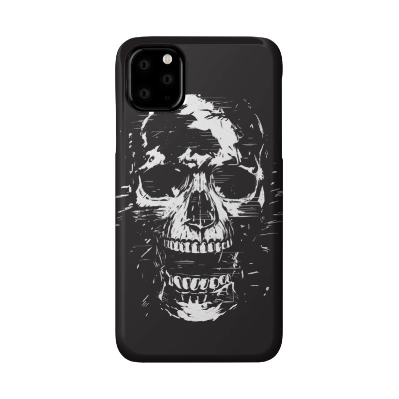 Scream Accessories Phone Case by Balazs Solti