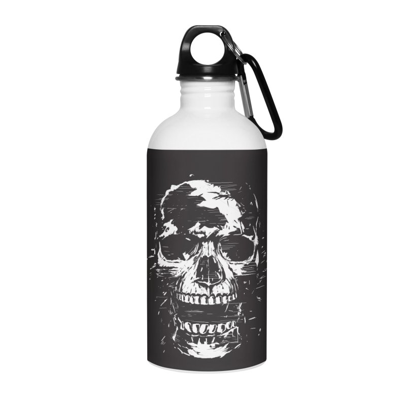 Scream Accessories Water Bottle by Balazs Solti