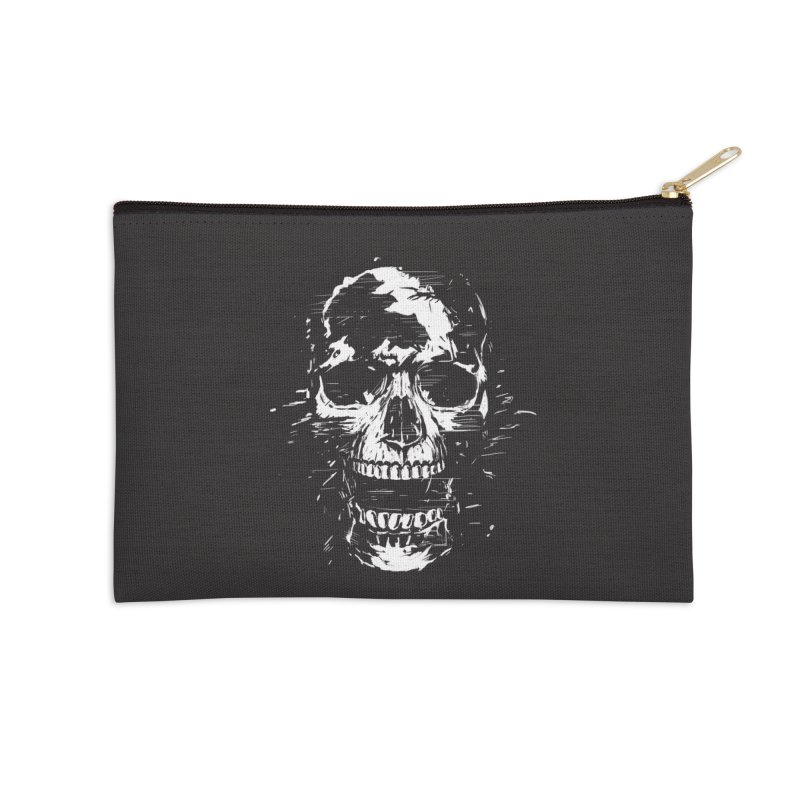 Scream Accessories Zip Pouch by Balazs Solti