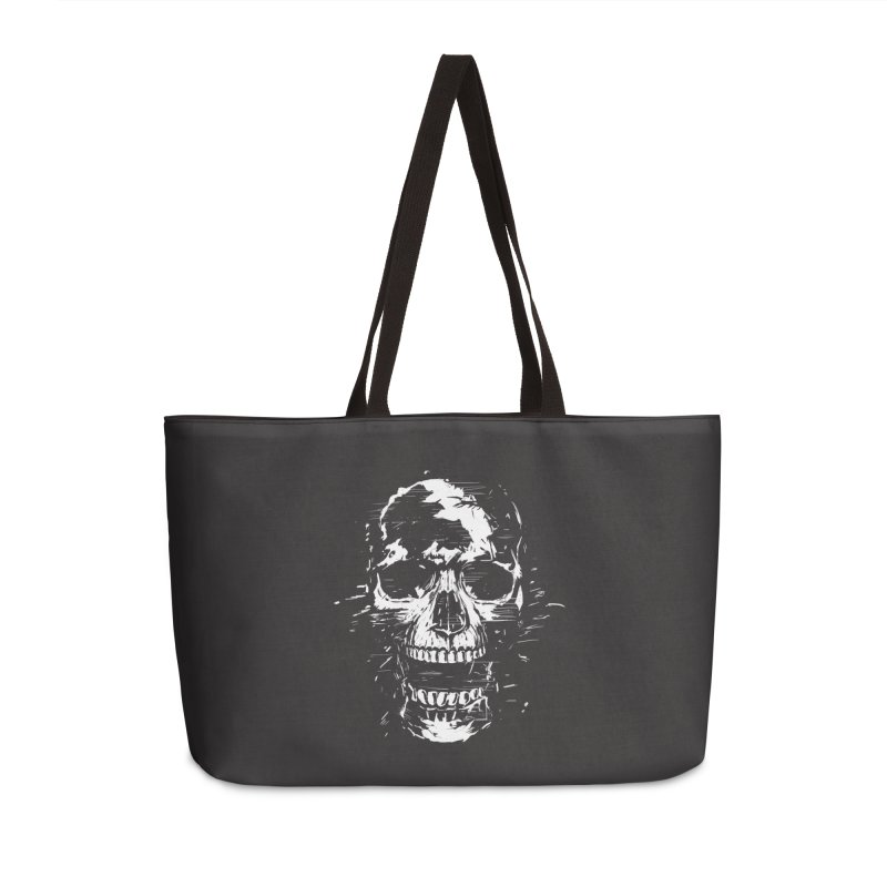 Scream Accessories Weekender Bag Bag by Balazs Solti