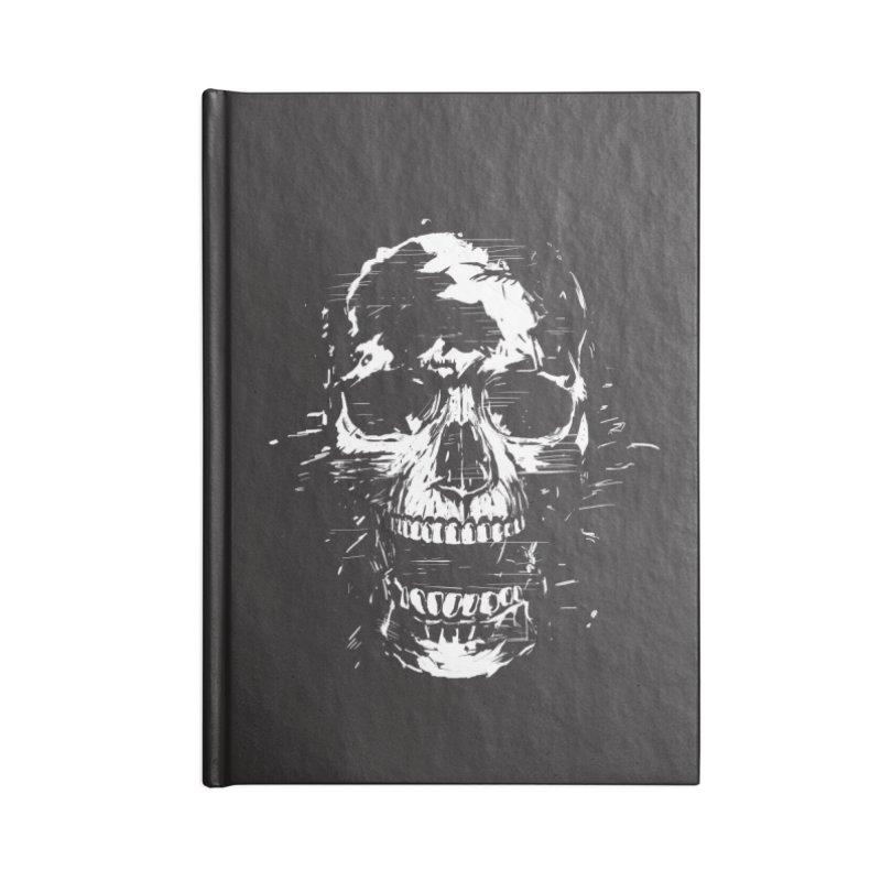 Scream Accessories Notebook by Balazs Solti