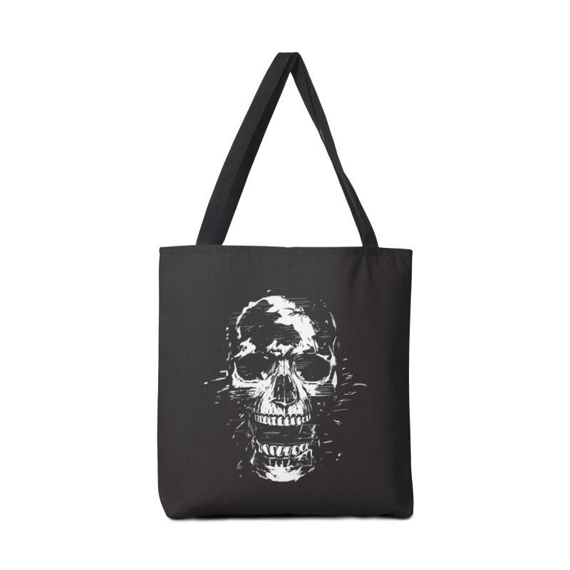 Scream Accessories Tote Bag Bag by Balazs Solti