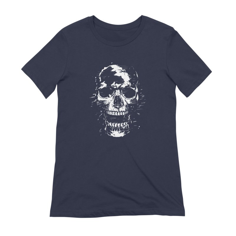 Scream Women's Extra Soft T-Shirt by Balazs Solti