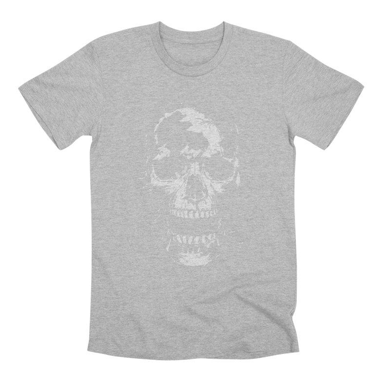 Scream Men's Premium T-Shirt by Balazs Solti