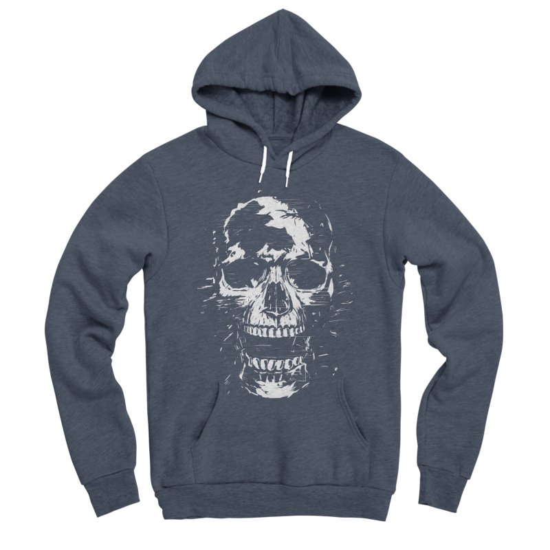 Scream Men's Sponge Fleece Pullover Hoody by Balazs Solti