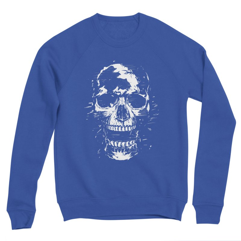 Scream Men's Sponge Fleece Sweatshirt by Balazs Solti