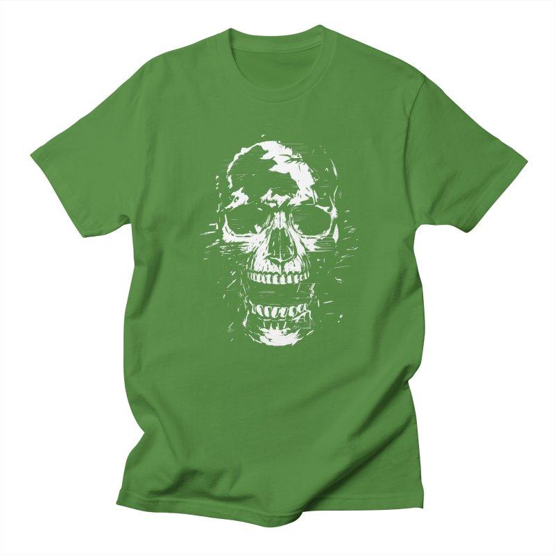 Scream Men's T-Shirt by Balazs Solti