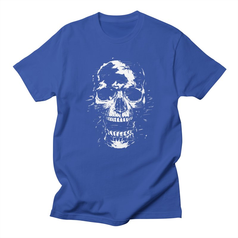 Scream Women's Regular Unisex T-Shirt by Balazs Solti