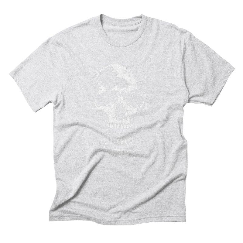 Scream Men's Triblend T-Shirt by Balazs Solti