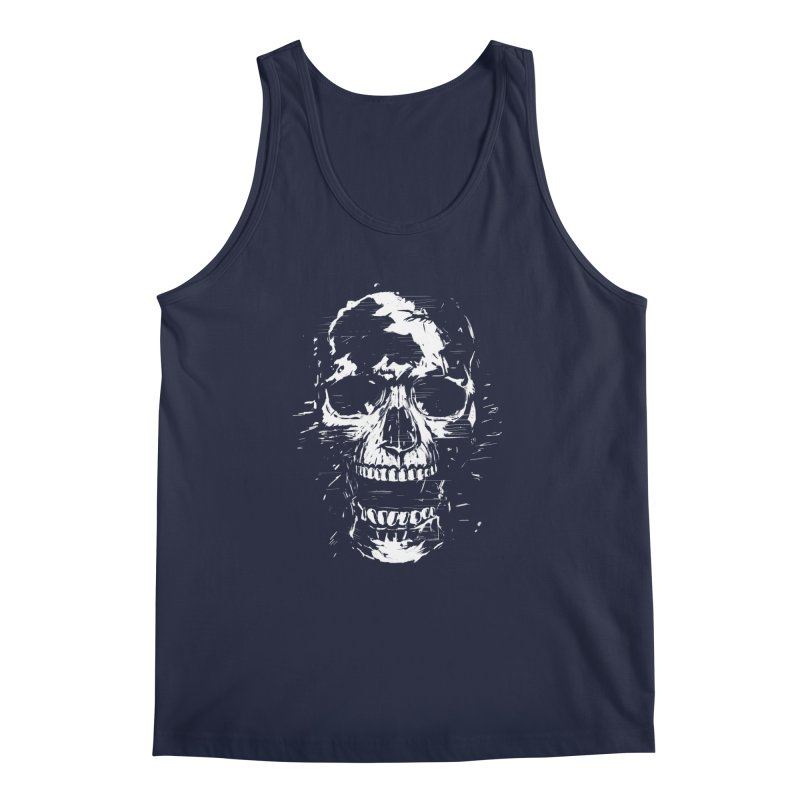 Scream Men's Regular Tank by Balazs Solti