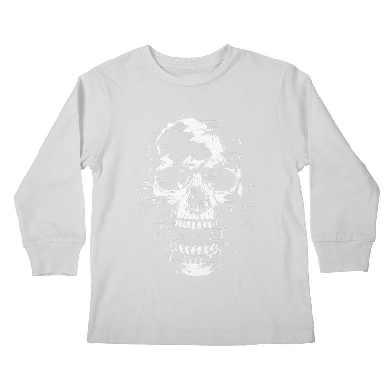Scream Kids Longsleeve T-Shirt by Balazs Solti