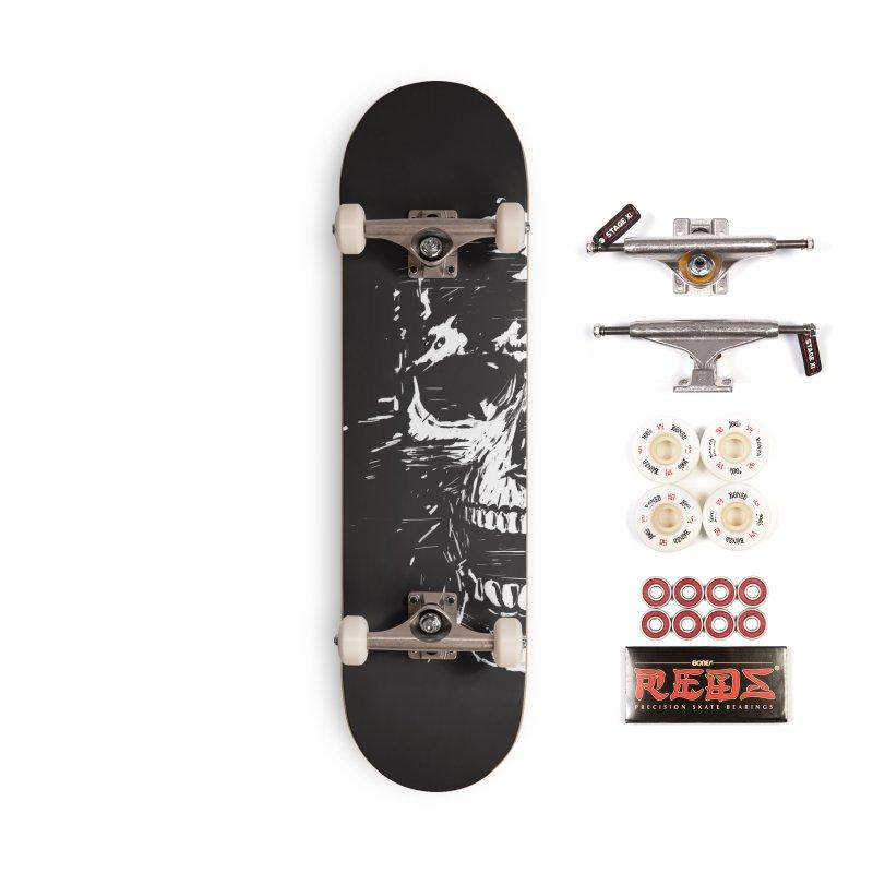 Scream Accessories Complete - Pro Skateboard by Balazs Solti