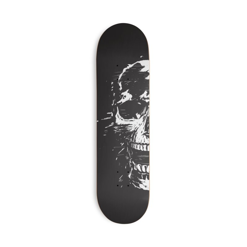 Scream Accessories Deck Only Skateboard by Balazs Solti