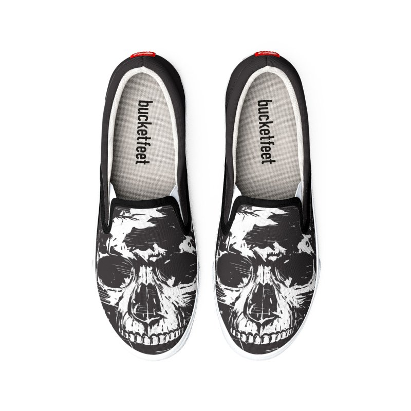 Scream Men's Shoes by Balazs Solti