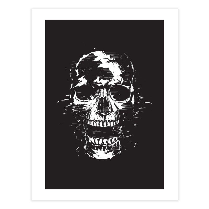 Scream Home Fine Art Print by Balazs Solti