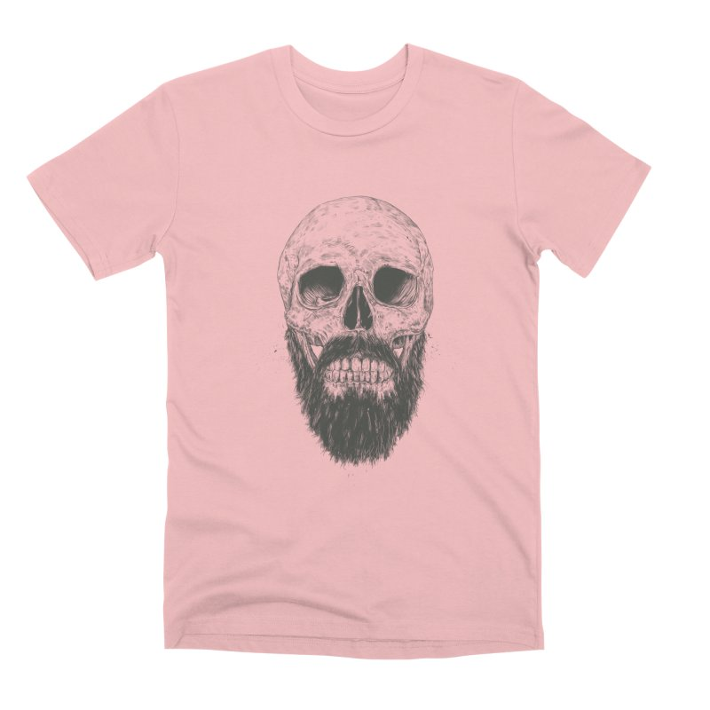 The beard is not dead Men's Premium T-Shirt by Balazs Solti