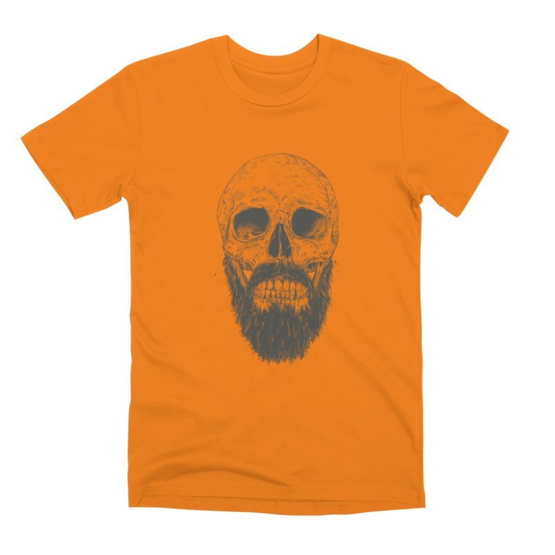 The beard is not dead Men's Premium T-Shirt by Balazs Solti