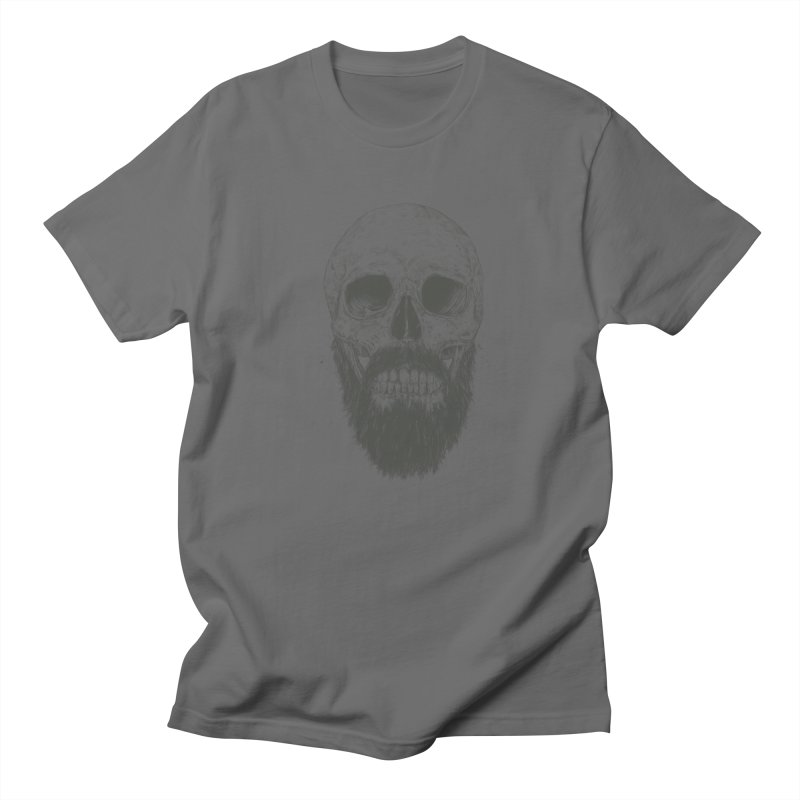 The beard is not dead Men's T-Shirt by Balazs Solti