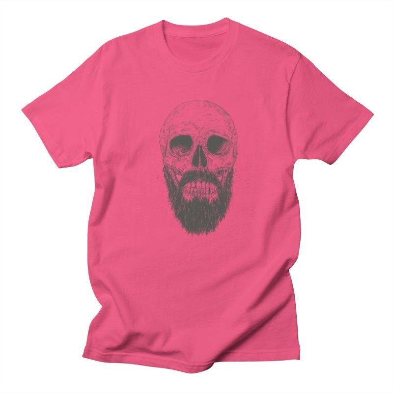 The beard is not dead Men's Regular T-Shirt by Balazs Solti