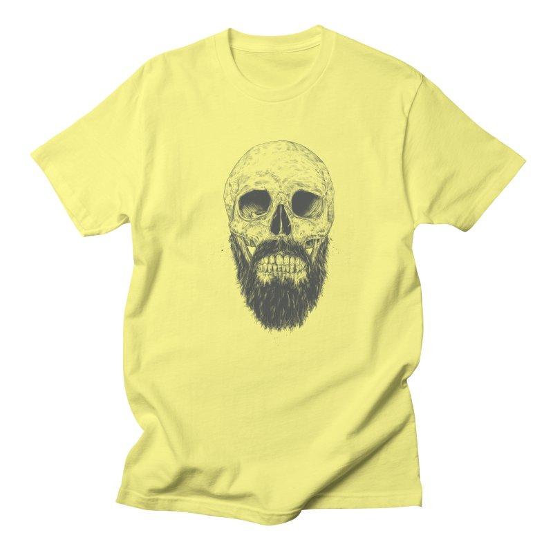 The beard is not dead Men's T-Shirt by Balazs Solti