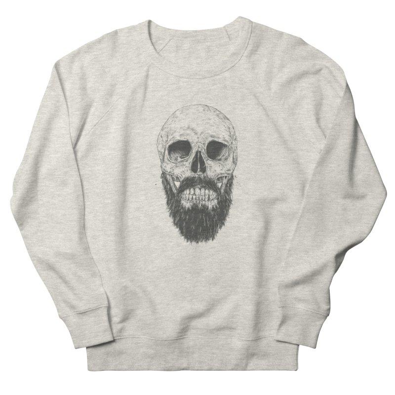 The beard is not dead Men's Sweatshirt by Balazs Solti