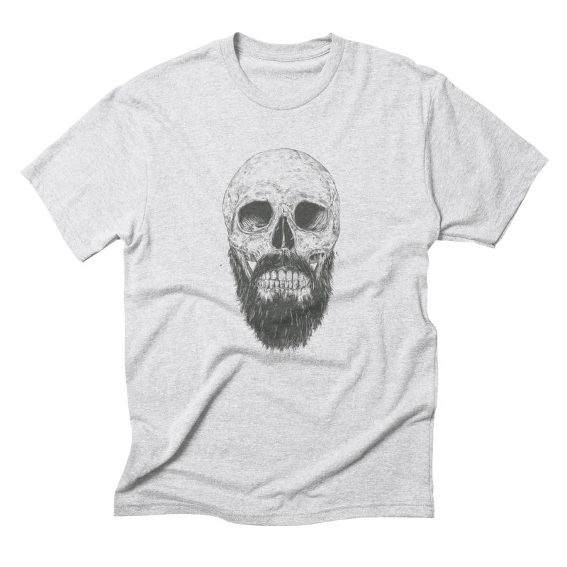 The beard is not dead Men's Triblend T-Shirt by Balazs Solti