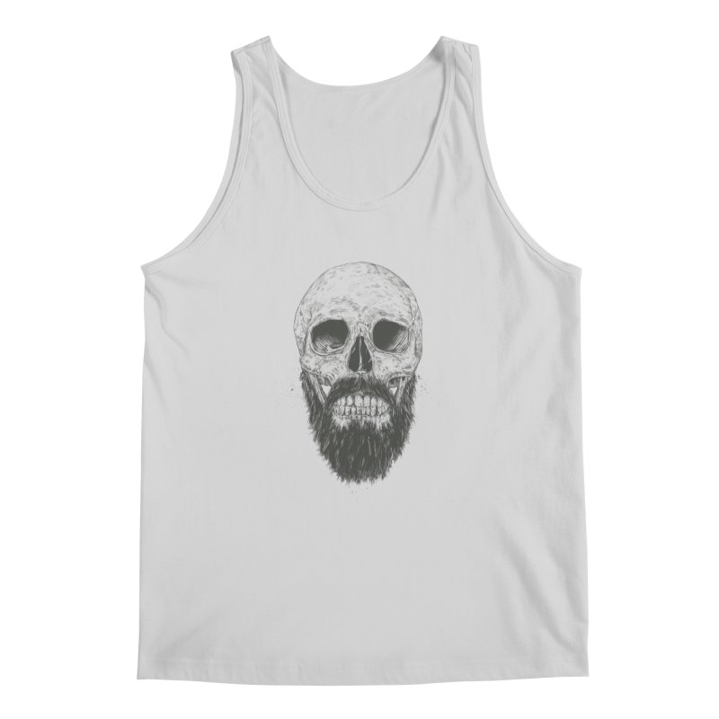 The beard is not dead Men's Regular Tank by Balazs Solti