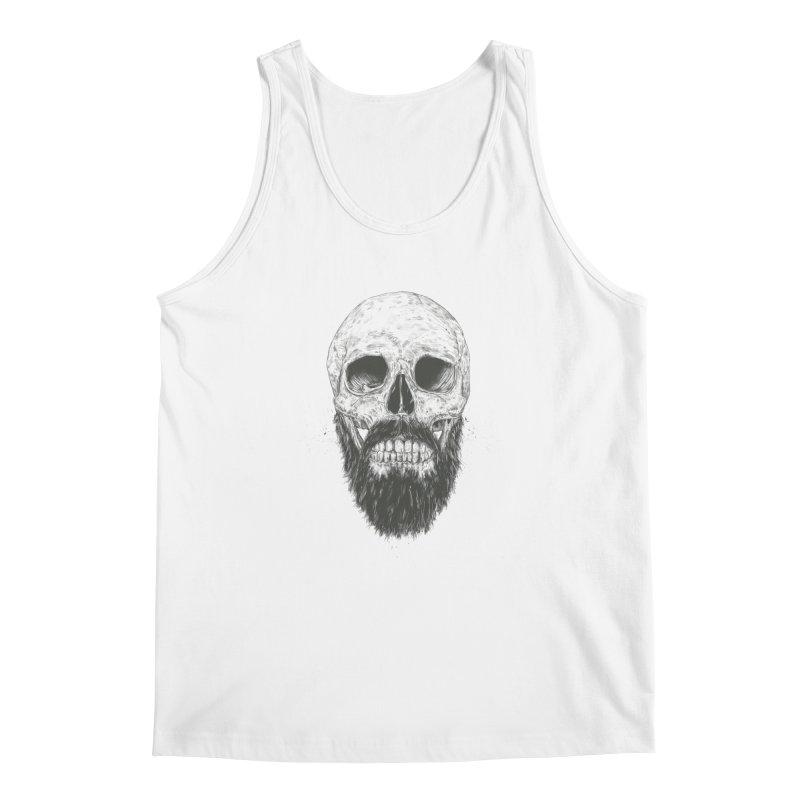 The beard is not dead Men's Regular Tank by Balazs Solti