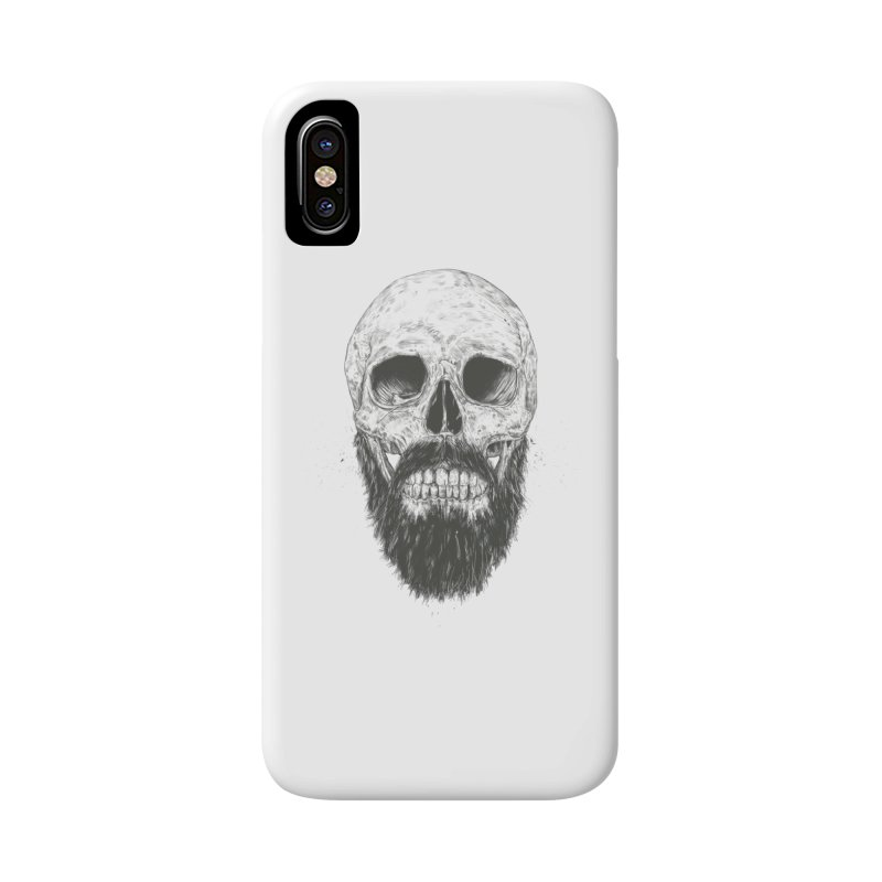 The beard is not dead Accessories Phone Case by Balazs Solti