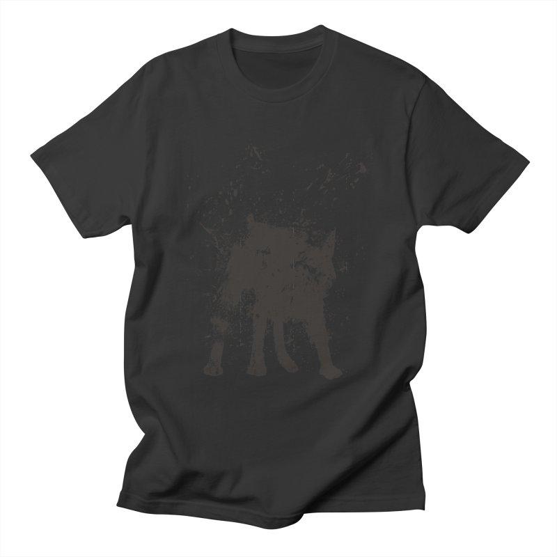 Wet dog Women's Regular Unisex T-Shirt by Balazs Solti