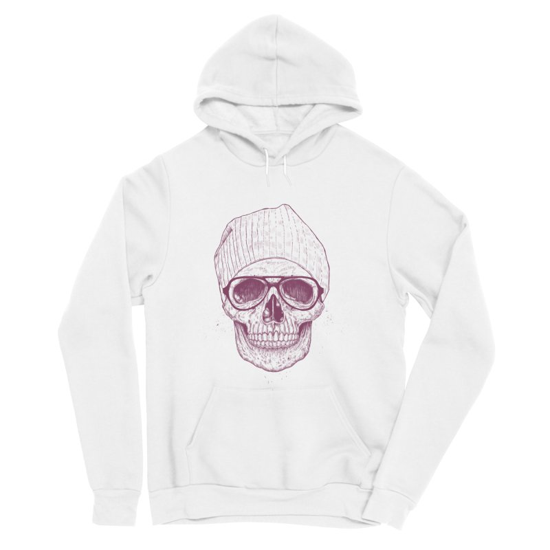Cool skull Men's Pullover Hoody by Balazs Solti