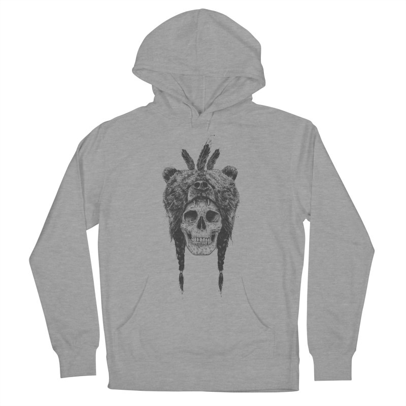 Dead shaman Men's Pullover Hoody by Balazs Solti