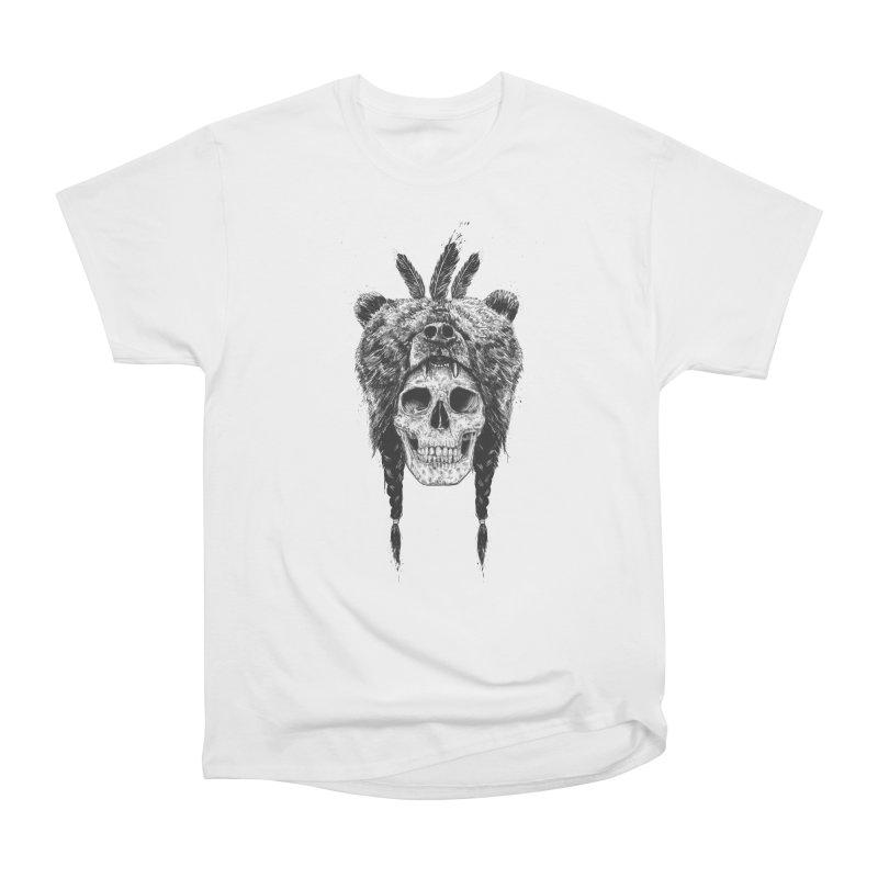Dead shaman Men's Classic T-Shirt by Balazs Solti