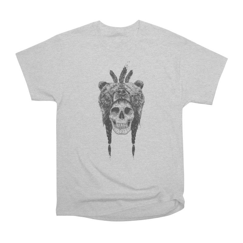 Dead shaman Women's Classic Unisex T-Shirt by Balazs Solti