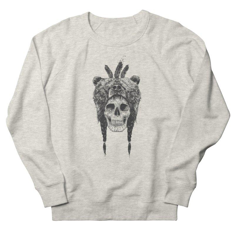 Dead shaman Men's Sweatshirt by Balazs Solti