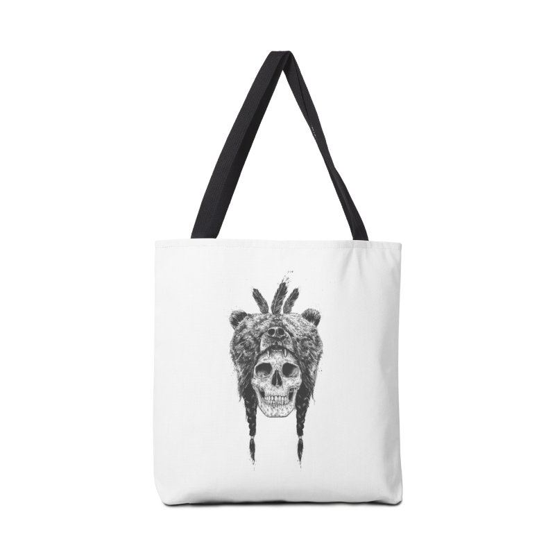Dead shaman Accessories Tote Bag Bag by Balazs Solti