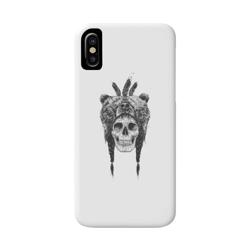 Dead shaman Accessories Phone Case by Balazs Solti