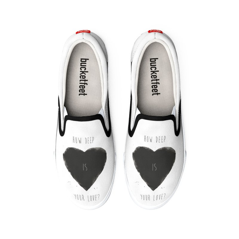 How deep is your love? Women's Shoes by Balazs Solti