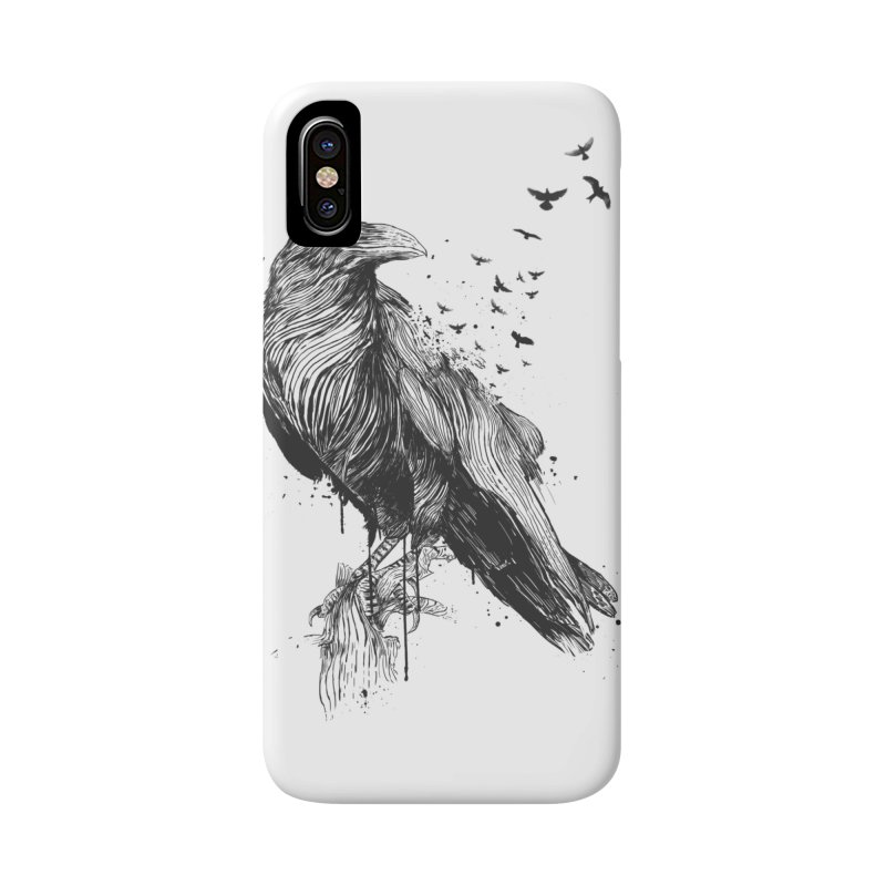 Born to be free Accessories Phone Case by Balazs Solti