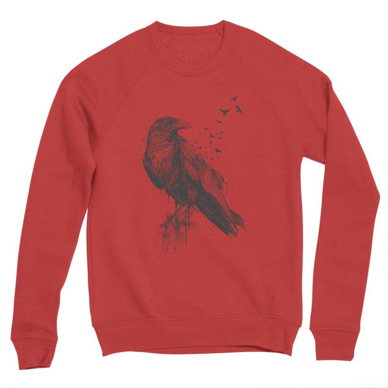 Born to be free Women's Sweatshirt by Balazs Solti