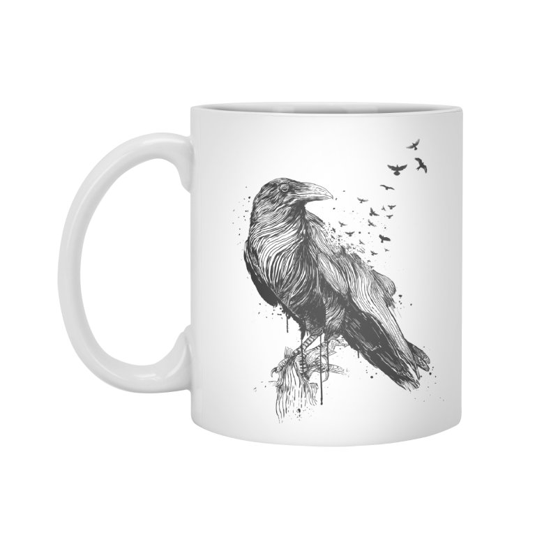 Born to be free Accessories Mug by Balazs Solti