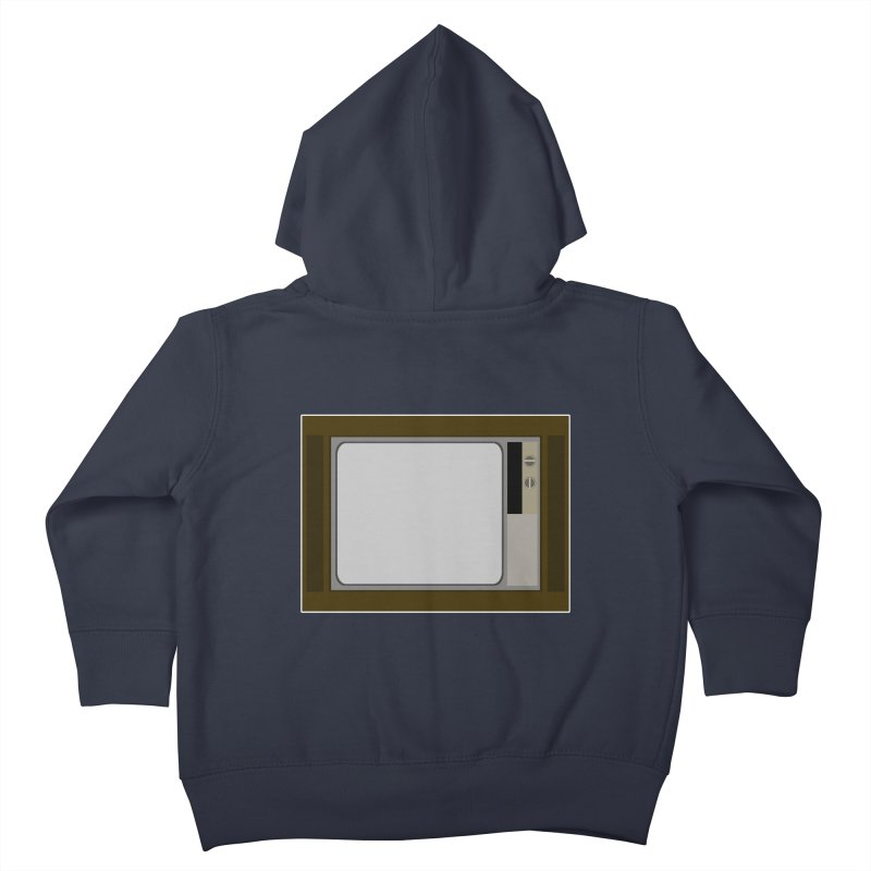 A little bit of the 60s. Kids Toddler Zip-Up Hoody by some art worker