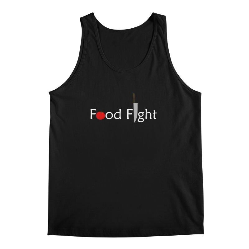 Food Fight. Men's Regular Tank by some art worker