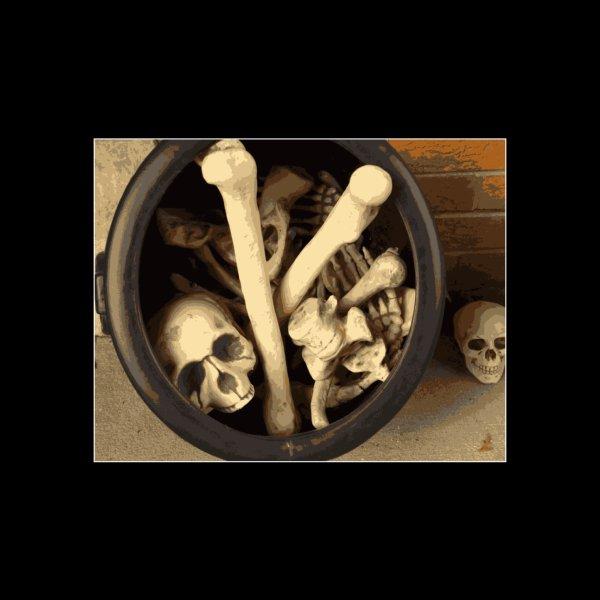 image for Caldron of bones.