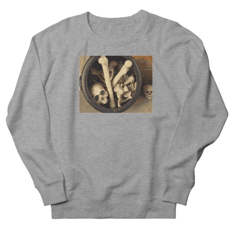 Caldron of bones. Men's French Terry Sweatshirt by some art worker