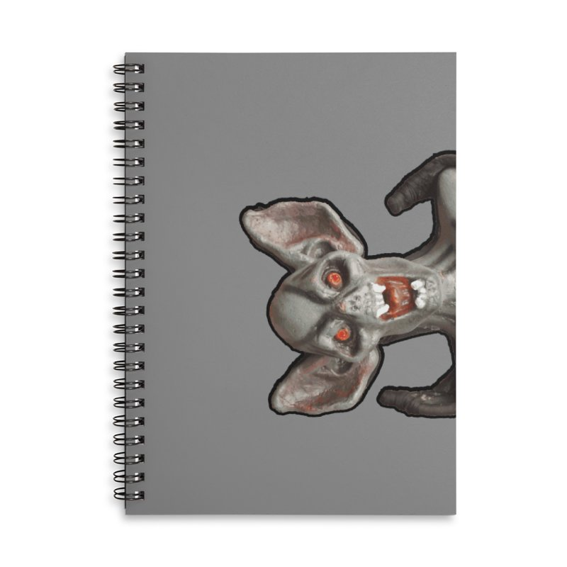 I'll be waiting. . . Accessories Lined Spiral Notebook by some art worker