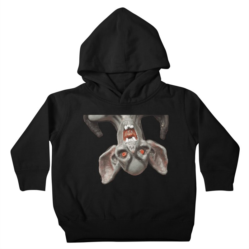 I'll be waiting. . . Kids Toddler Pullover Hoody by some art worker